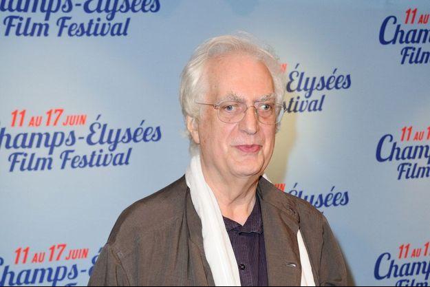 """Bertrand Tavernier lors de l'ouverture du """"Champs-Elysées Film Festival""""."""