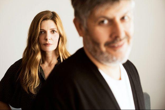 Chiara Mastroianni et Christophe Honoré