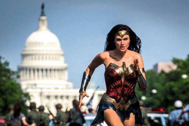 « Wonder Woman 1984 », avec Gal Gadot.