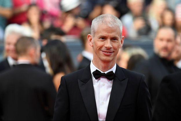 Franck Riester lors du Festival de Cannes 2019.