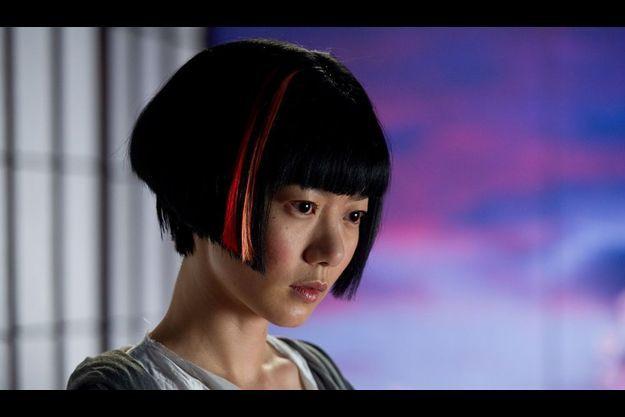 La sud-coréenne Doona Bae joue un clone qui sème la révolte dans un futur lointain.