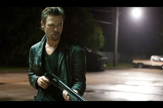 "Brad Pitt dans ""Cogan - Killing Them Softly"""
