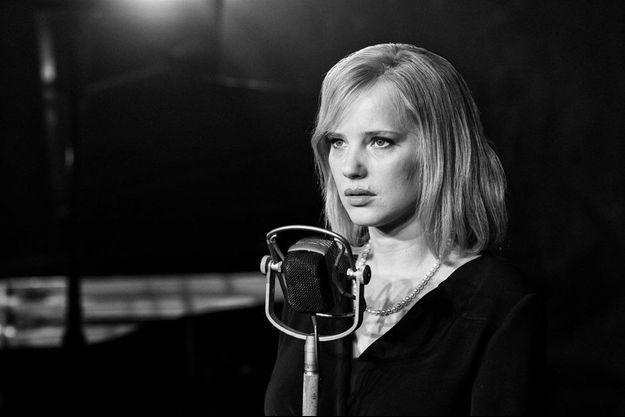 "Joanna Kulig dans ""Cold War""."