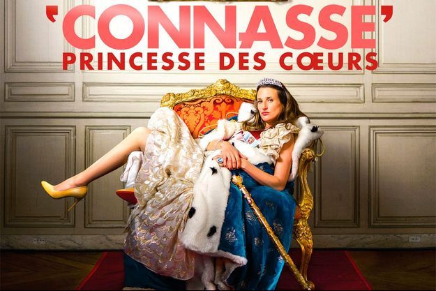 «Connasse, princesse des cœurs», sortie le 29 avril 2015