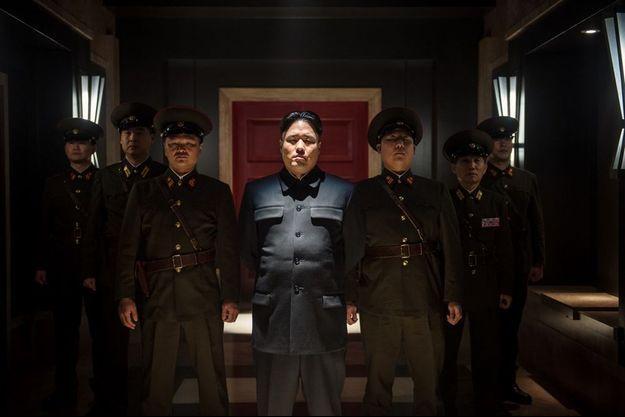 """Kim Jong-un, ou son sosie, dans """"L'Interview qui tue"""""""