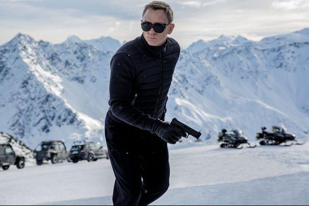 """Daniel Craig dans """"Spectre""""."""