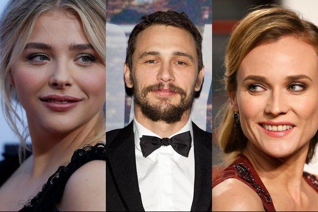 Chloë Moretz, James Franco et Diane Kruger, stars du 42e Festival de Deauville