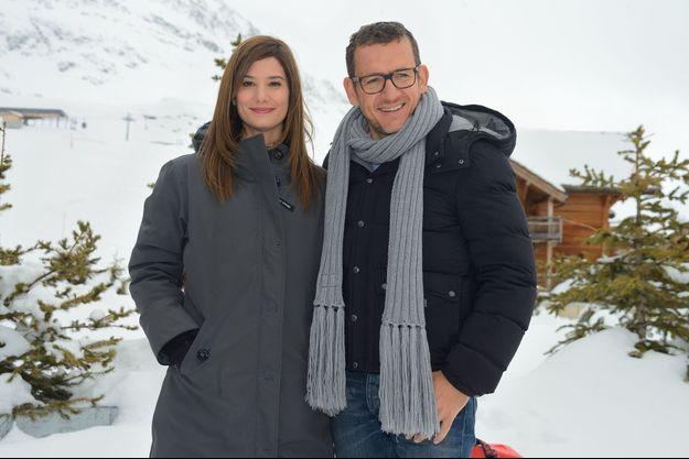 Alice Pol et Dany Boon en janvier 2014.