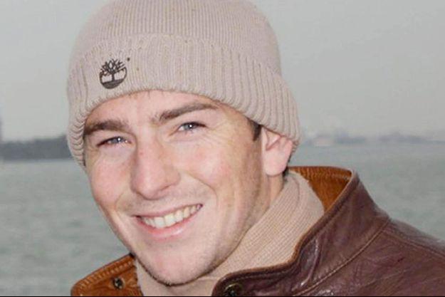 David Holmes avait 25 ans lorsque l'accident s'est produit.