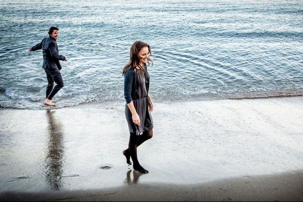 """Christian Bale et Natalie Portman dans """"Knight of Cups"""""""