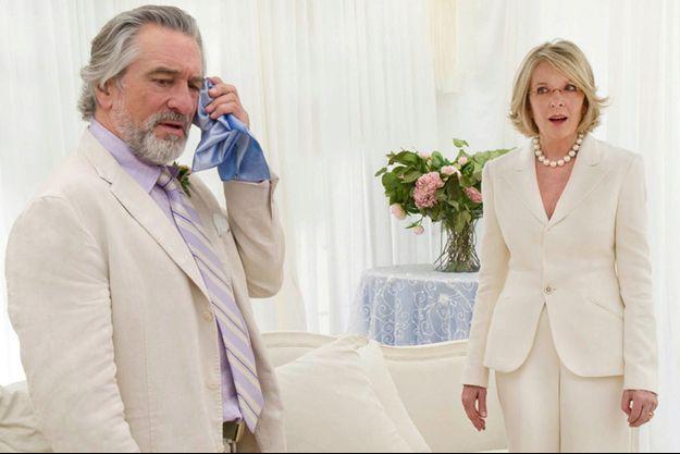 Robert de Niro et Diane Keaton