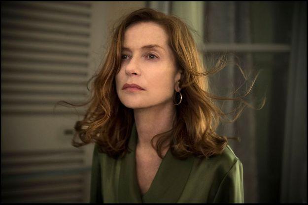 "Isabelle Huppert dans ""Elle"" de Paul Verhoeven"