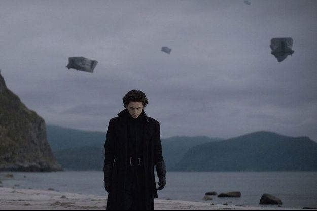 "Timothée Chalamet dans ""Dune""."