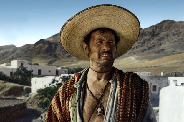 Eli Wallach dans «Le Bon, la Brute et le Truand».