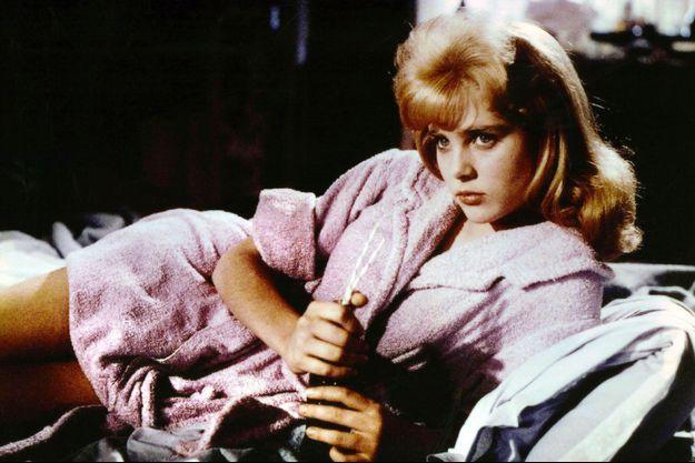 "Sue Lyon dans ""Lolita"" de Stanley Kubrick."