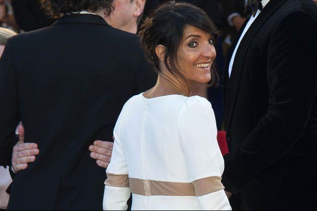 Florence Foresti au dernier Festival de Cannes