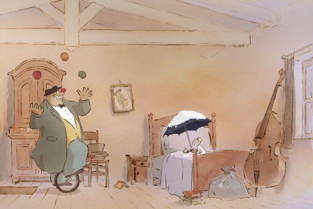 """Ernest & Célestine"""