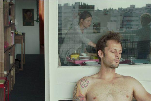 Nicolas Duvauchelle dans «Je ne suis pas un salaud»