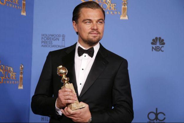 Leonardo DiCaprio a raflé tous les prix précédent les Oscars dont le Golden Globe