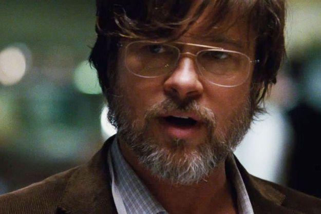 """Brad Pitt dans """"The Big Short - le casse du siècle"""""""