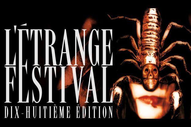 L'affiche de l'Etrange Festival