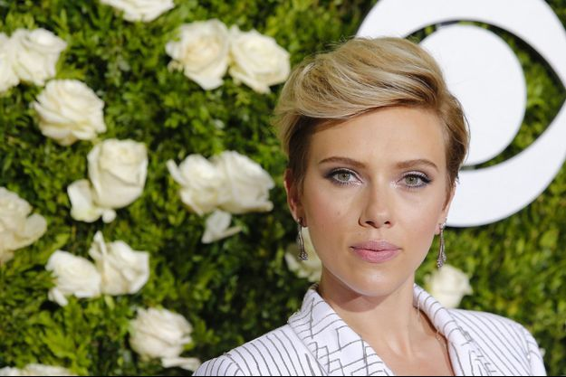 Scarlett Johansson en 2017.