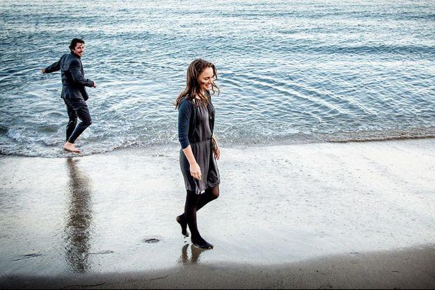 "Christian Bale et Natalie Portman dans ""Knight of Cups"" de Terrence Malick."