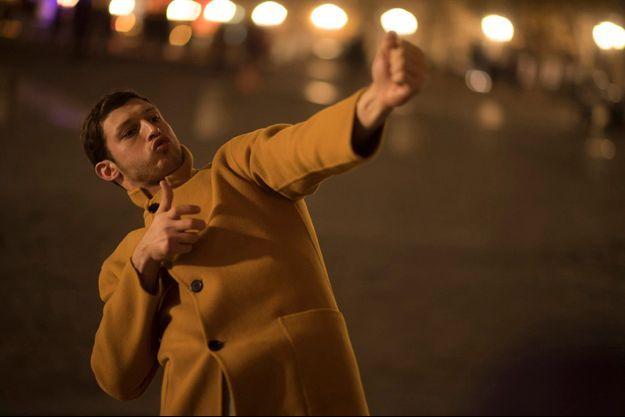 """Tom Mercier dans """"Synonymes"""", l'un des grands films de cette 69e Berlinale."""