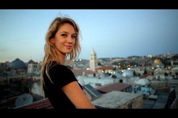 "La belle héroïne de ""Jeruzalem"", prix spécial du jury"