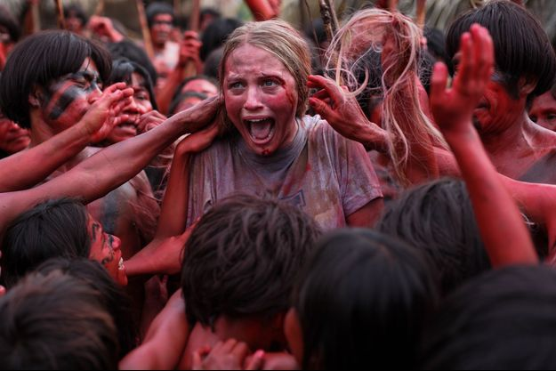 """""""The Green Inferno"""" d'Eli Roth"""