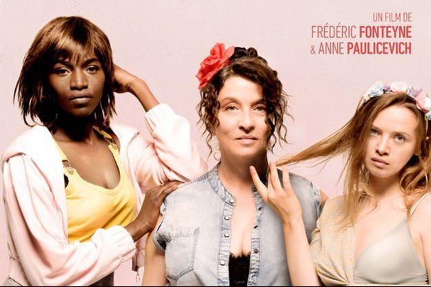 """""""Filles de joie"""" de Frédéric Fonteyne et Anne Paulicevich sortira le 22 juin 2020."""