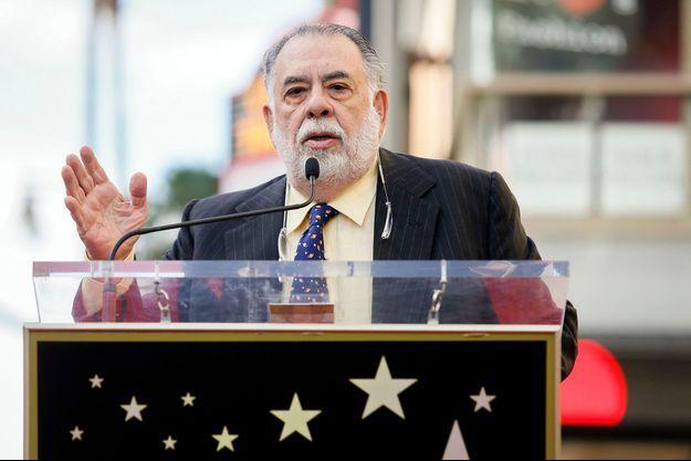Francis Ford Coppola en janvier dernier.