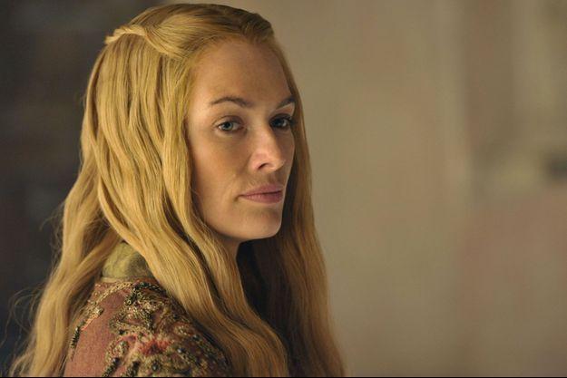 """Le personnage de Cersei Lannister dans """"Game Of Thrones""""."""