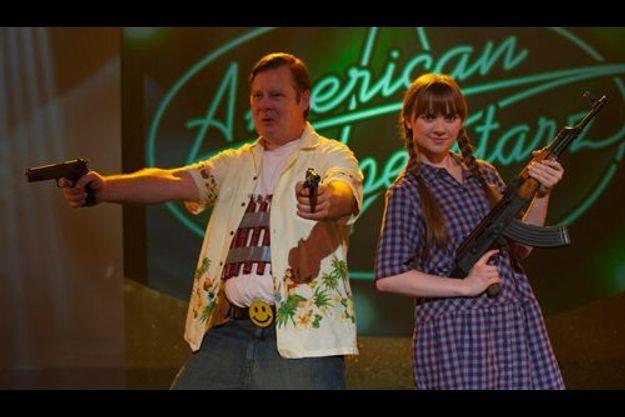 """God Bless America"" de Bobcat Goldthwait Avec Joel Murray, Tara Lynne Barr, Melinda Page Hamilton, Mackenzie Brooke Smith, Rich McDonald…"