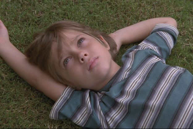 """Boyhood"" de Richard Linklater, grand favori de la catégorie meilleur film dramatique."