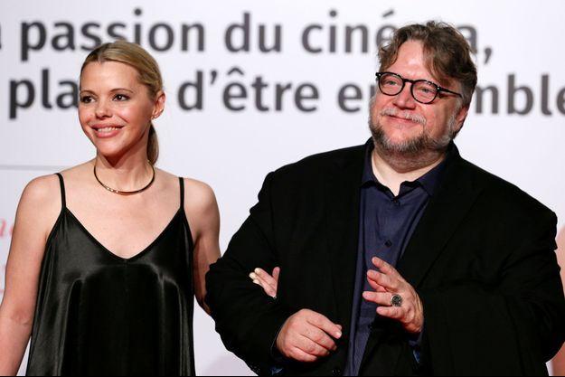 Guillermo del Toro lors du Festival Lumière à Lyon.