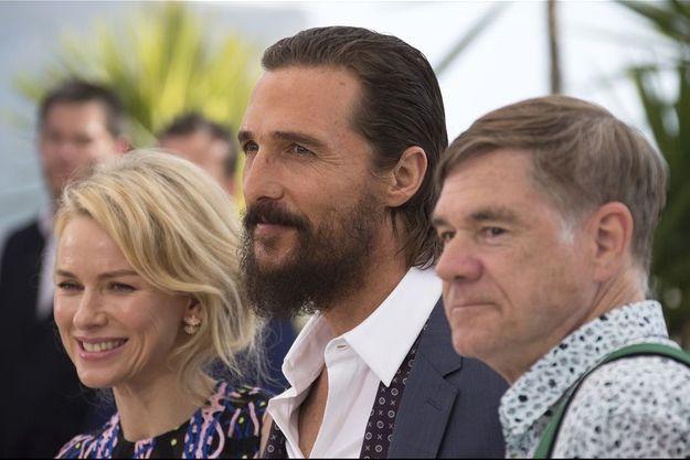 Naomi Watts, Gus van Sant et Matthew McConaughey