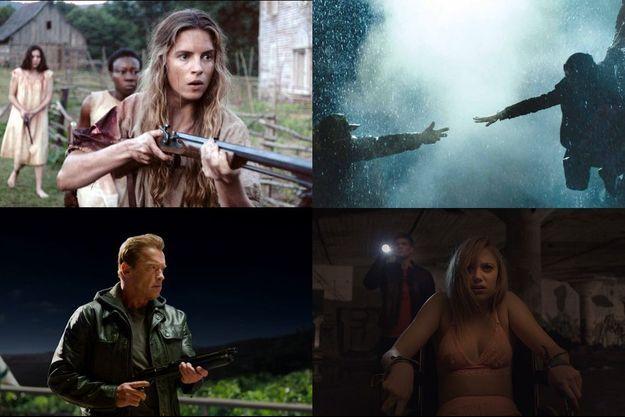 """The Keeping Room"", ""Haemoo"", ""Terminator Genisys"", ""It Follows""."