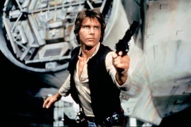 Harrison Ford dans «La Guerre des étoiles».