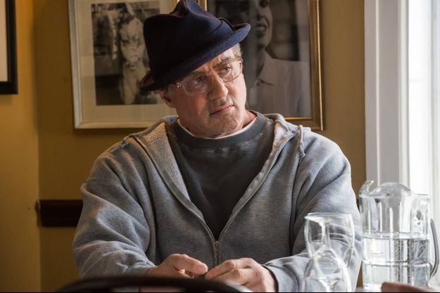 """Sylvester Stallone dans """"Creed""""."""