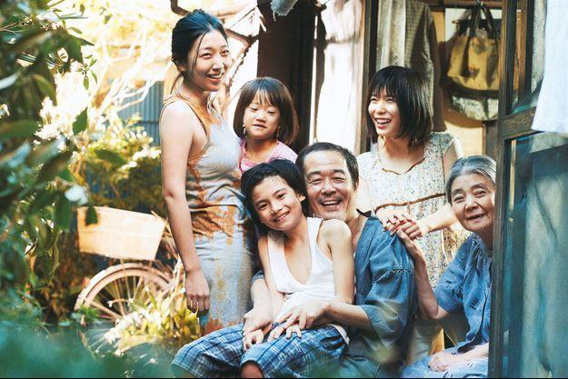 """""""Une affaire de famille"""" de Hirokazu Kore-Eda."""