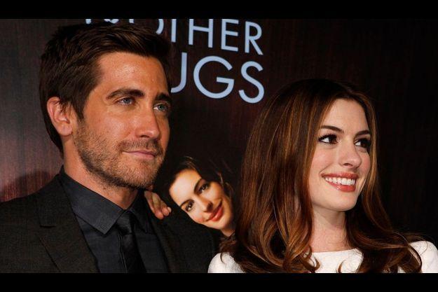 """Jake Gyllenhaal et Anne Hathaway à l'avant-première mondiale de """"Love and other Drugs"""""""