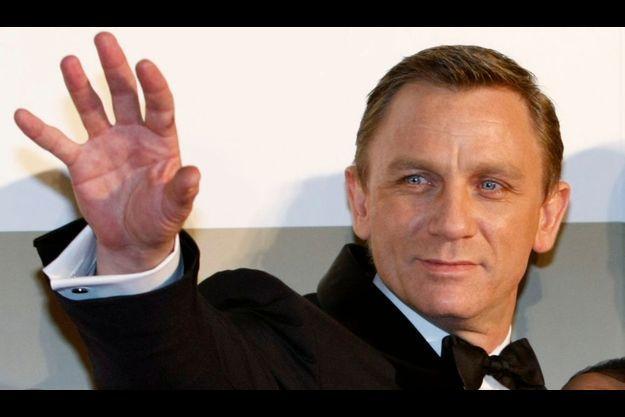 """Daniel Craig peut dire """"Au revoir"""" au prochain épisode de James Bond."""