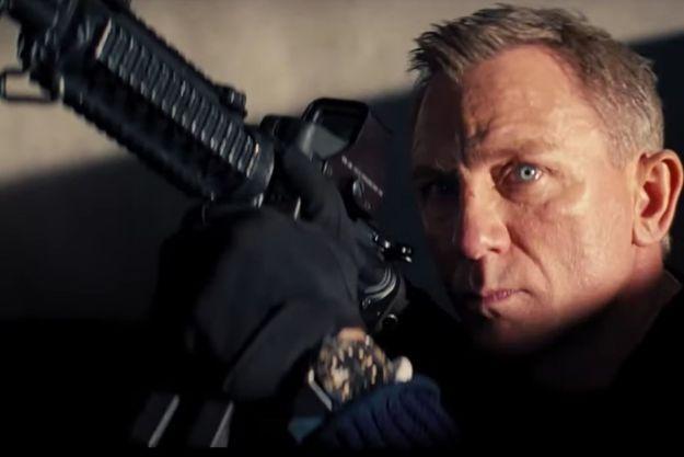 """Daniel Craig dans """"Mourir peut attendre""""."""