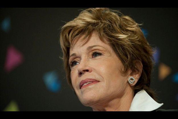 "Jane Fonda jouera Nancy Reagan dans le film ""The Butler""."