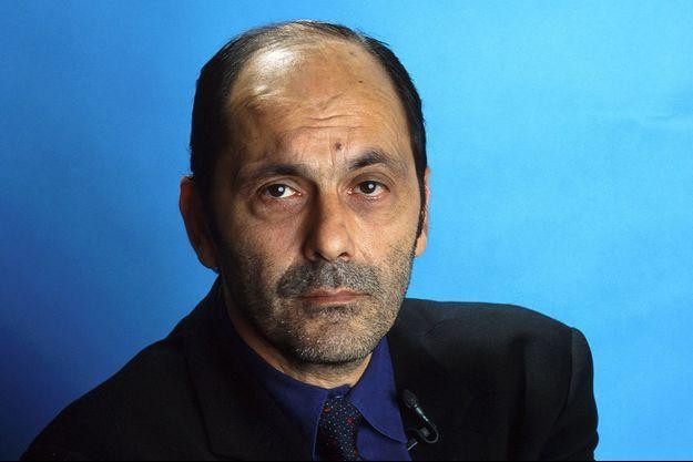 Jean-Pierre Bacri en 1999.