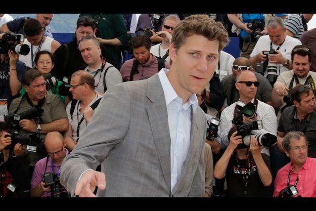 Jeff Nichols, à Cannes