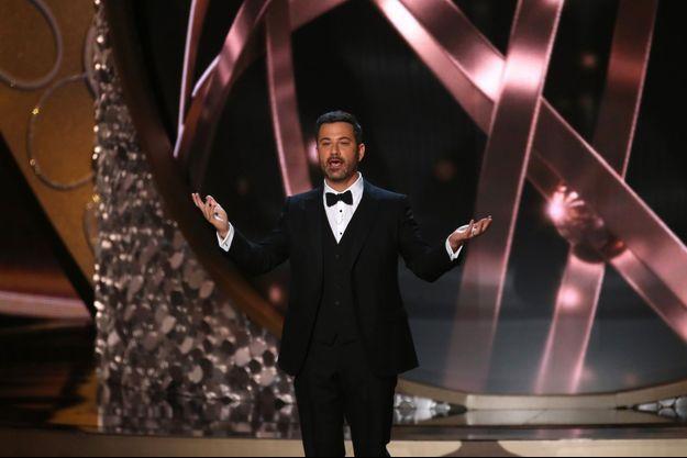 Jimmy Kimmel a présenté la dernière cérémonie des Emmy Awards.