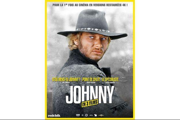 Johnny Hallyday au cinéma