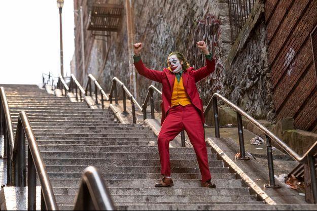 """Joaquin Phoenix dans """"Joker"""" de Todd Phillips."""